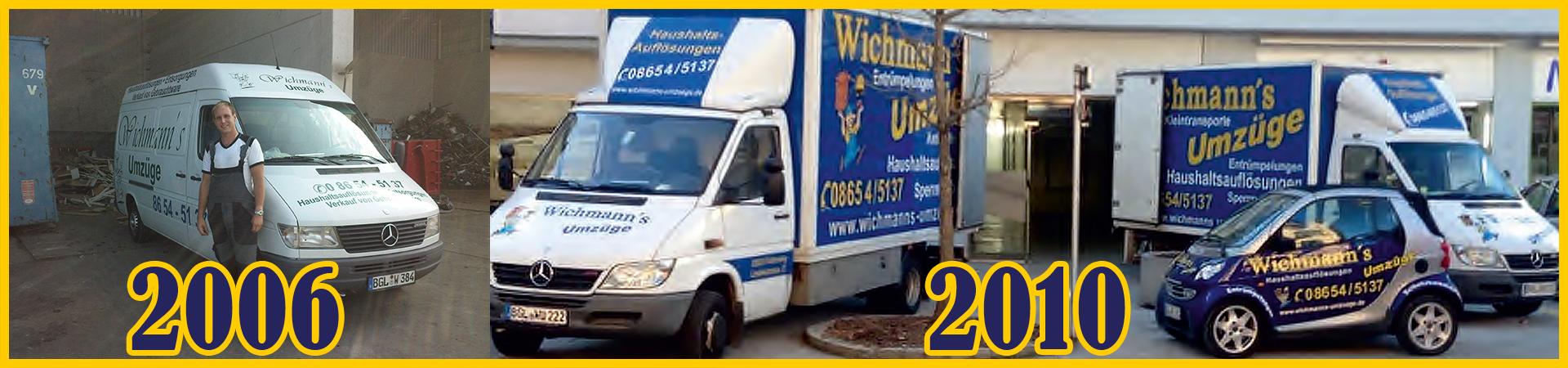 Wichmanns Umzuege Banner